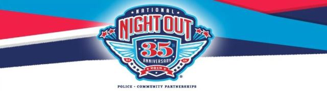Note: The NNO name, graphic logos and themes can only be used by nonprofit organizations and agencies officially registered with NATW, i.e. the Stafford County Sheriff's Office.