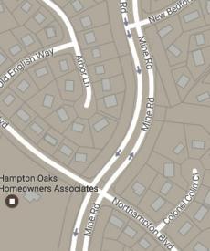 Hampton Oaks Neighborhood