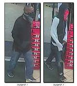 Suspects from 7-Eleven Robbery on May 17, 2017